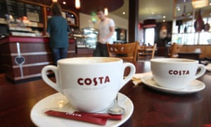 Have We Reached Peak Costa Coffee Food The Guardian