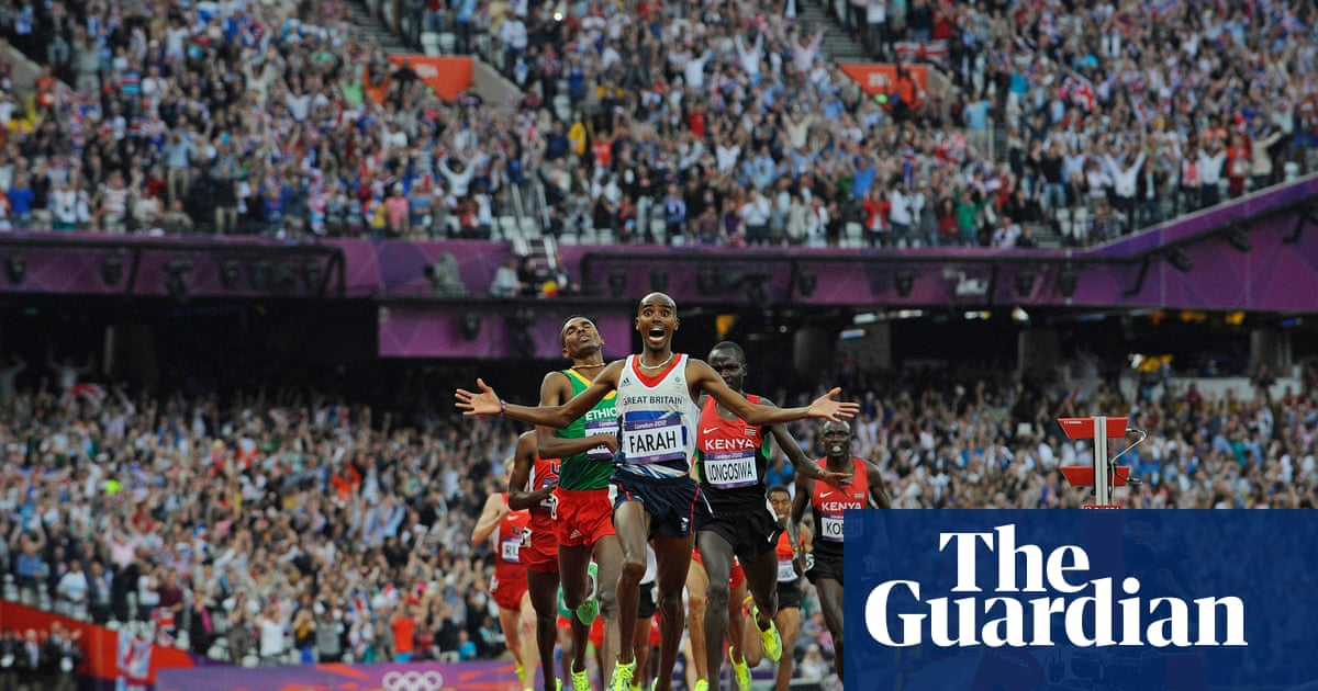 Olympics, World Cups and more: Tom Jenkins pictures of the decade