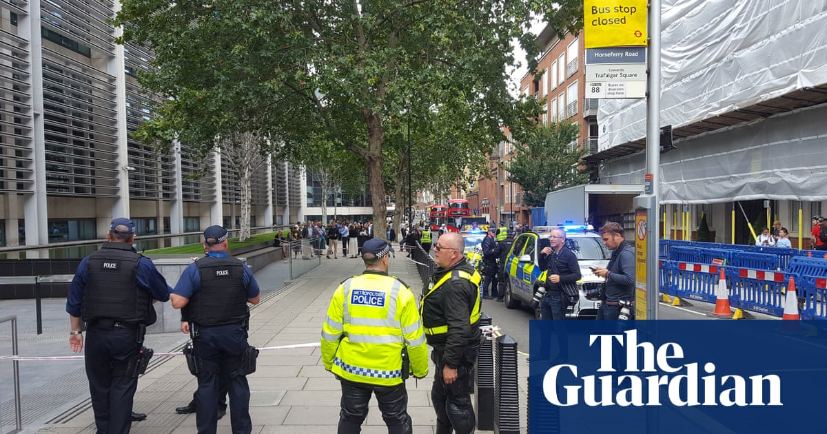 Scotland Yard 'open-minded' over Home Office knife attack motive