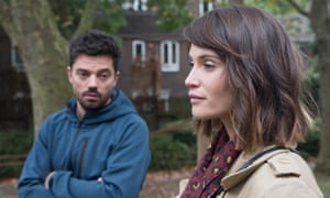 Dominic Cooper and Gemma Arterton in The Escape