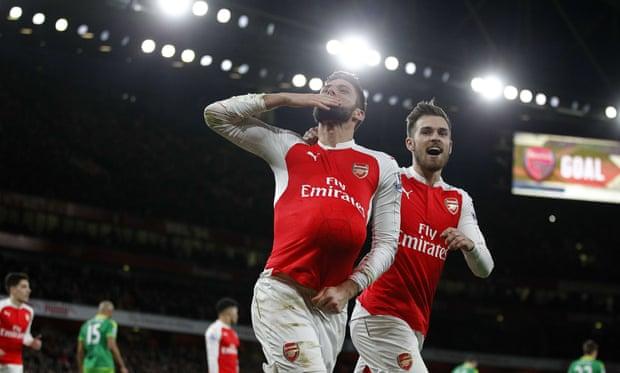 Video: Arsenal vs Sunderland