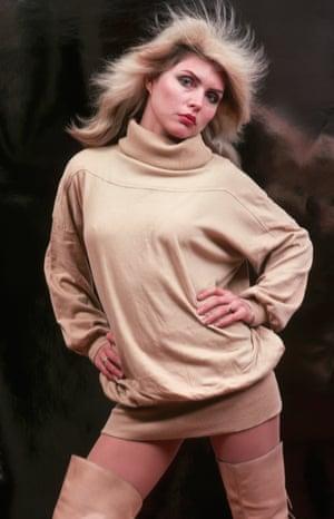 Double nude: Debbie in 1980