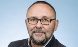 Frank Magnitz, head of the AfD in the city state of Bremen.