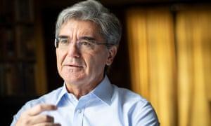 Joe Kaeser, chief executive officer of Siemens.