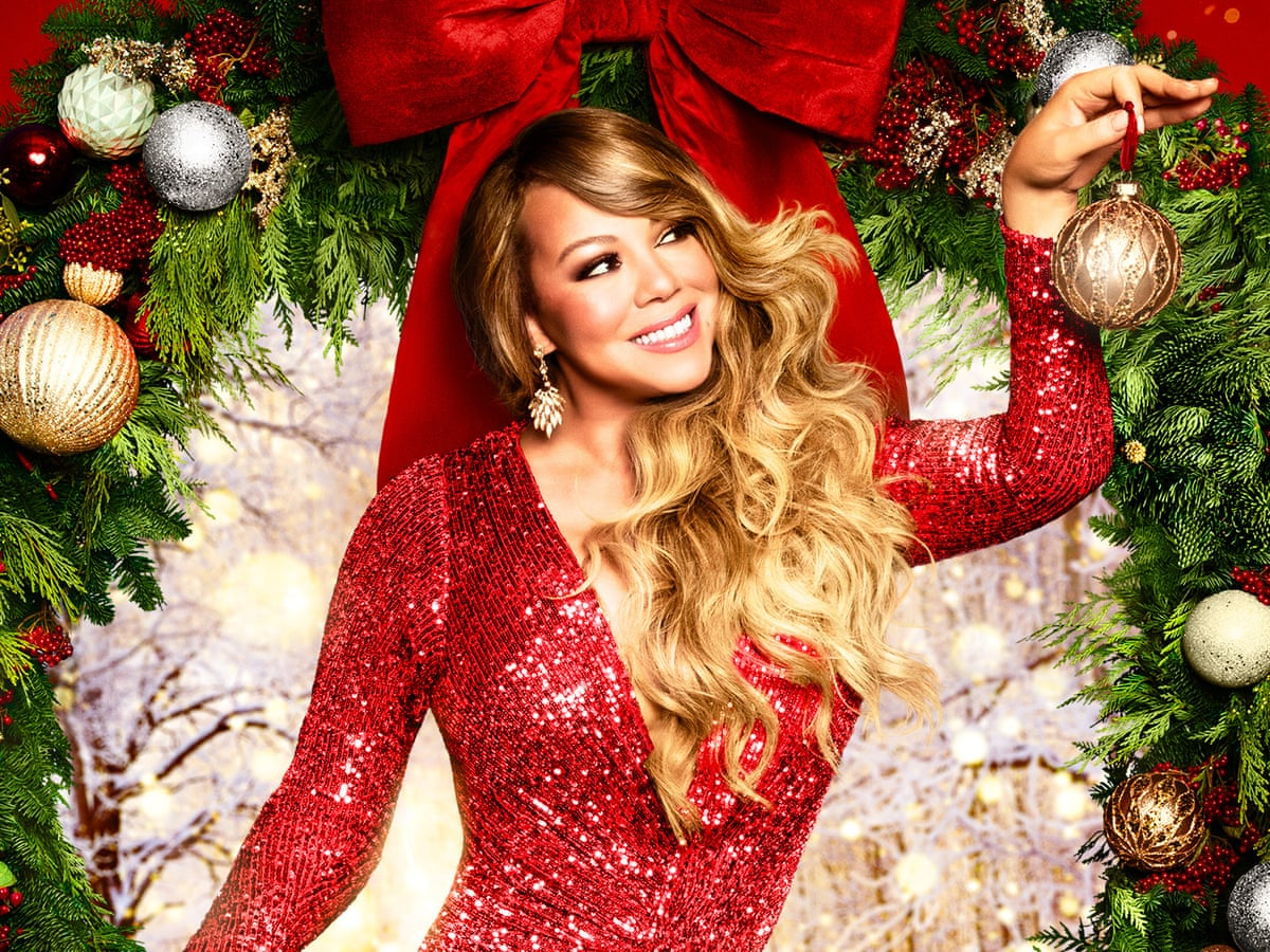 Mariah Carey's All I Want for Christmas Is You reaches UK No 1 after 26  years | Mariah Carey | The Guardian