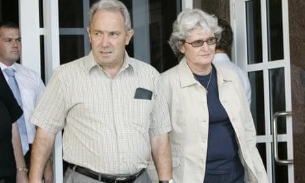 Luciano and Joan Falconio