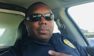 Baton Rouge police officer Montrell Jackson, one of the three Baton Rouge law enforcement officers who were killed on Sunday, July 17, 2016.