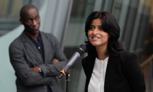 Munira Mirza in 2014, when she was London's deputy mayor for education and culture.