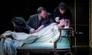 Encroaching mortality. … La Traviata.