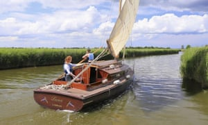 Norfolk Broads Boating holidays from Click&Boat