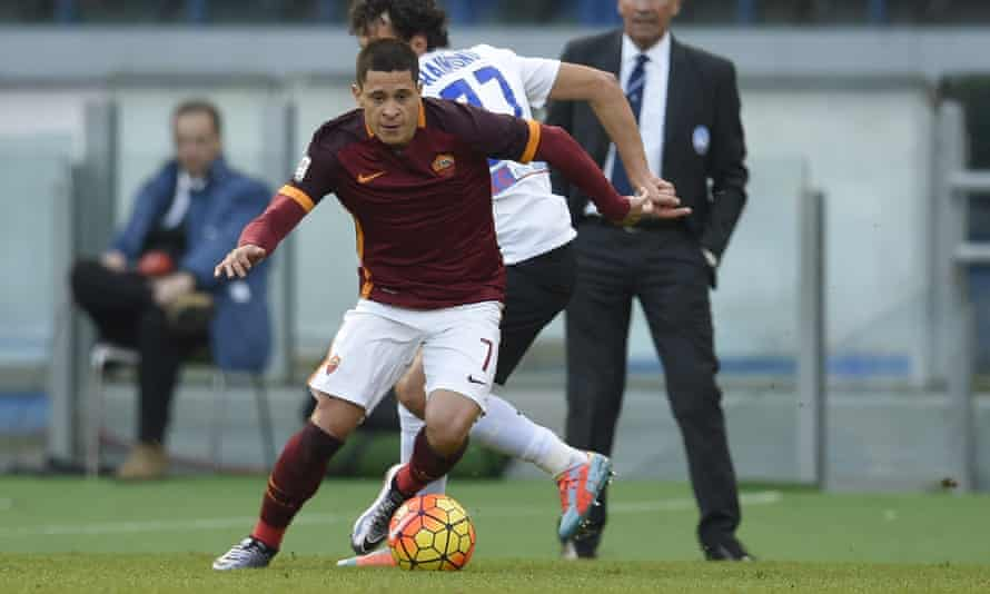 Juan Iturbe will be hoping for a fresh break at Bournemouth after struggling for form at Roma.