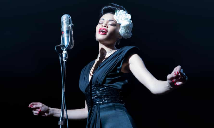 Andra Day in the United States against Billie Holiday.