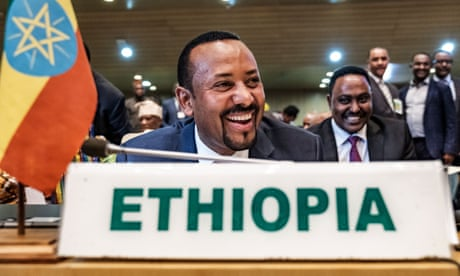 The Nobel peace prize can inspire Abiy Ahmed to new heights in Ethiopia