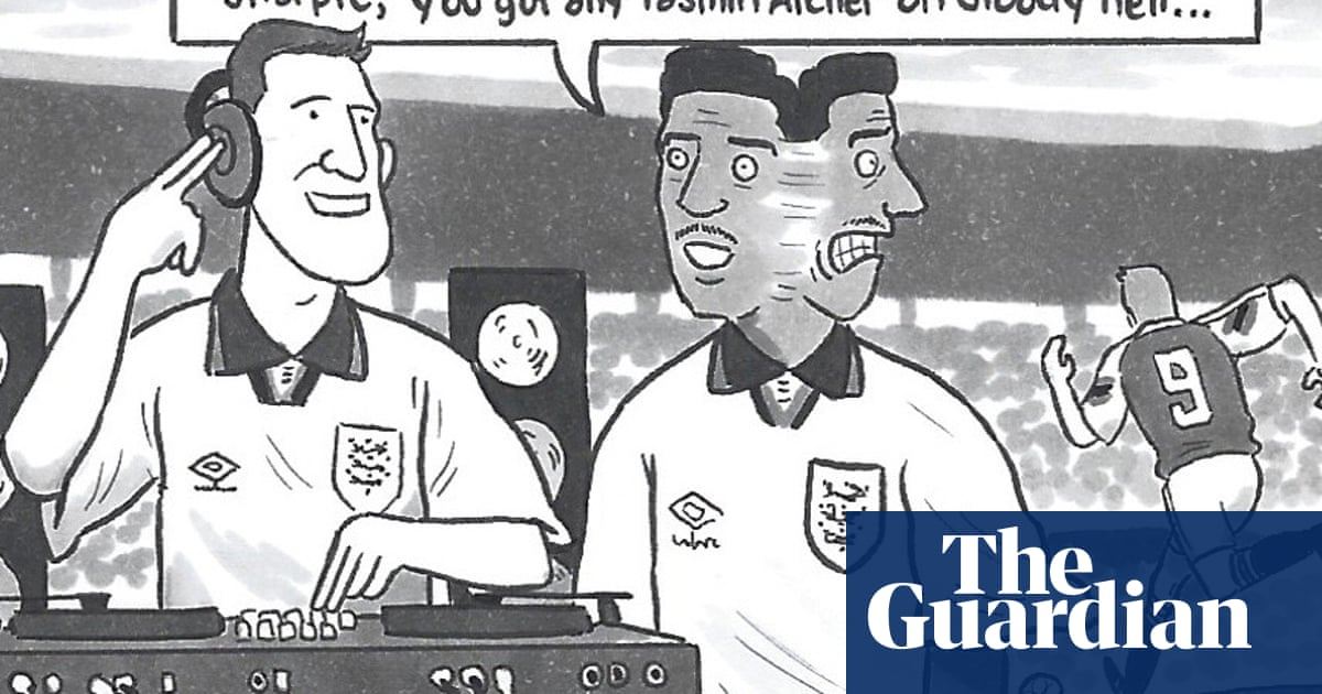 David Squires on … Norway v England and Graham Taylors impossible job