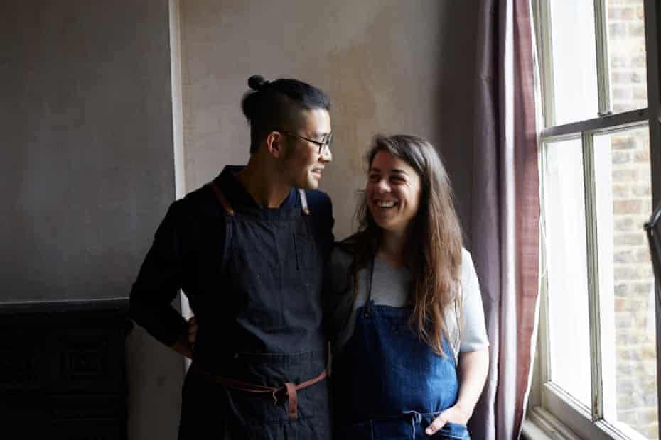 Zijun Meng and Ana Goncalves