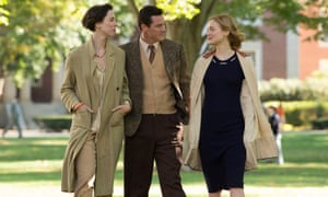 'They were brave, they were strong, they were forward thinkers' ... Luke Evans on the polyamorous relationship at the centre of Professor Marston and the Wonder Women.
