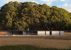 Hanging Rock by Kerstin Thompson Architects