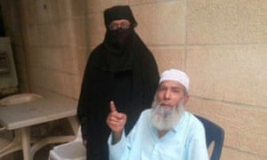 This picture, sent with the statement, appears to show Muhammed Abdul Mannan.