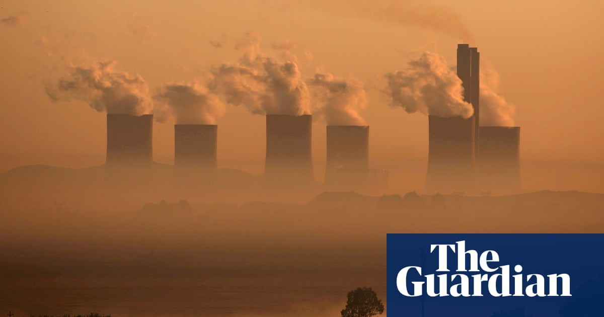 Carbon emissions 'will drop just 40% by 2050 with countries' current pledges'