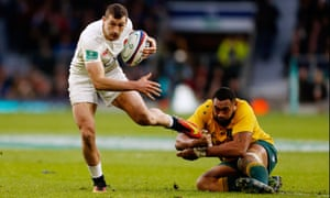 Jonny May, the England winger, missed out on the Lions tour of New Zealand in the summer.