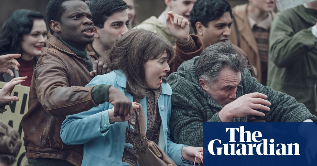 TV tonight: Neo Nazis and anti-fascists face off in 1960s London