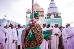 Sudan's Sufi order