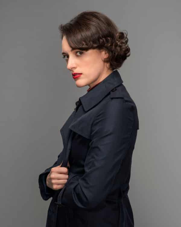 Phoebe Waller-Bridge in the second season of Amazon's Fleabag.
