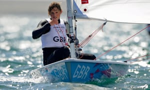 Alison Young Secures Historic Sailing Gold Medal At World