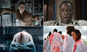 No body is safe ... Life, Get Out, Raw and Alien: Covenant.