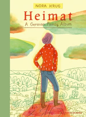 Heimat- A German Family Album by Nora Krug