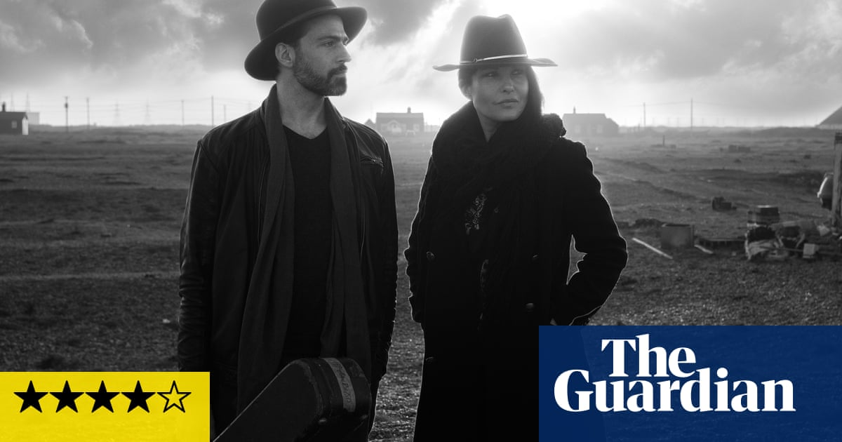 Jo Harrop and Jamie McCredie: Weathering the Storm review – they get everything right