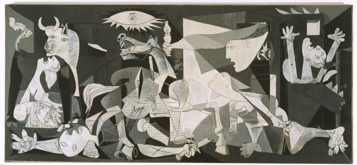 Dalis Enigma Picassos Protest The Most Important Artworks Of 1930s
