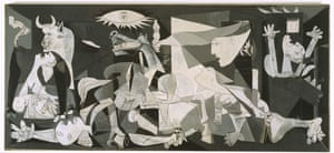 'The power is in its truthfulness': Guernica (1937) by Pablo Picasso.