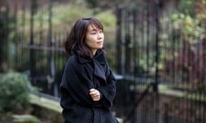 Han Kang, who won the Man Booker international prize for her novel The Vegetarian.