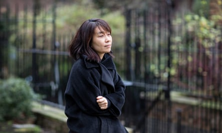 Han Kang, who won the Man Booker international prize for her novel The Vegetarian.