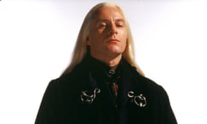 Jason Issacs as Lucius Malfoy in Harry Potter and the Chamber of Secrets.