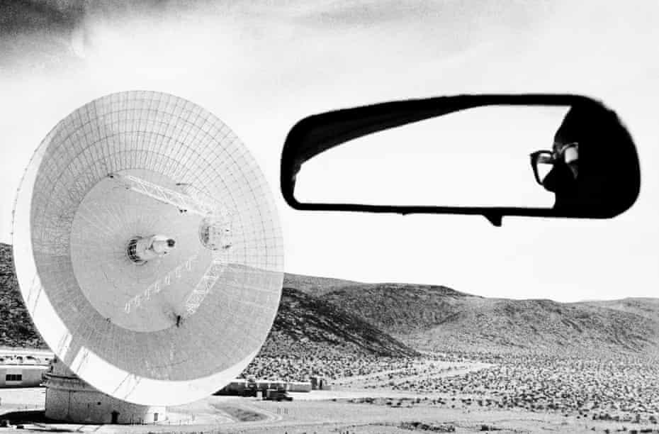 Mars Station, Goldstone, 1968.