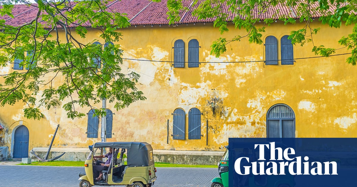 A backpacker's guide to Sri Lanka: a one-month itinerary