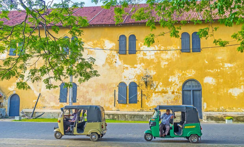 UK Foreign Office downgrades warnings over travel to Sri Lanka
