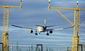 Part-owned by Manchester city council, Manchester Airport has been excluded from the council's plans to become carbon neutral