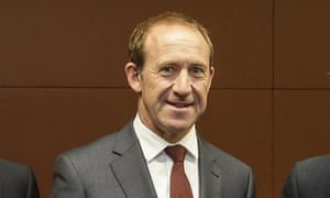 Andrew Little, New Zealand's justice minister