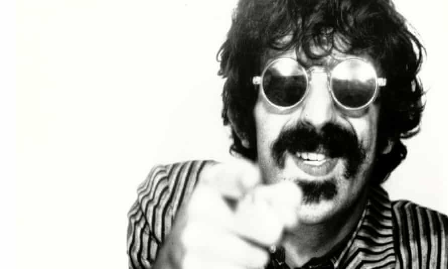 Eat That Question: Frank Zappa in His Own Words review – portrait of a  musical revolutionary   Documentary films   The Guardian