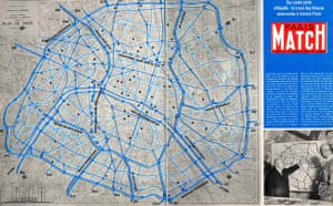 Plan Pompidou pour Paris