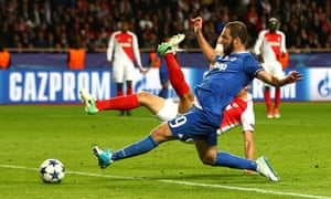 Monaco v Juventus