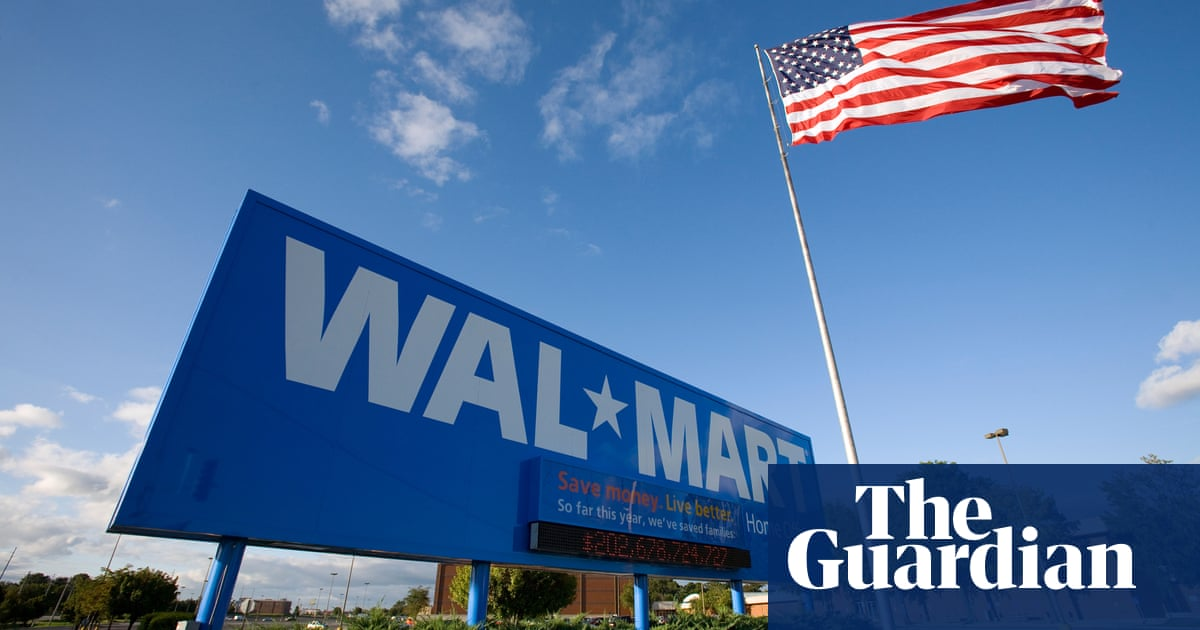 12 years in jail for shoplifting: how Walmart is helping