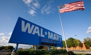 Walmart's home office in Bentonville, Arkansas.