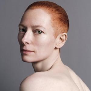 Tilda Swinton, V Magazine, 2010