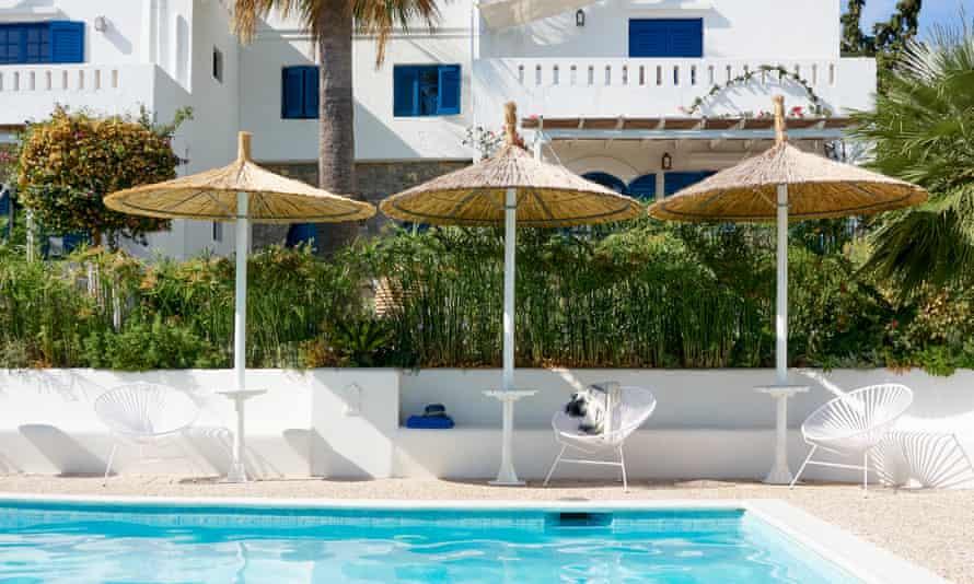 Villa Ippocampi, Crete, Greece