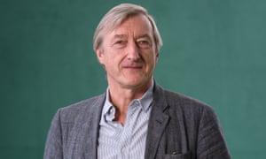 """Edinburgh International Book Festival<br>English writer Julian Barnes"""