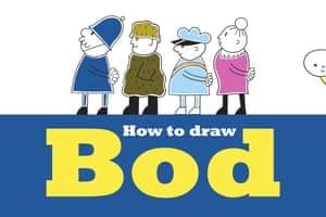 How to draw Bod 1